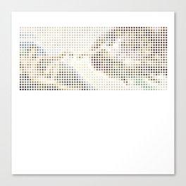 Adam's creation Canvas Print