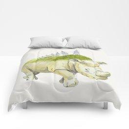 rhinoceros  Comforters