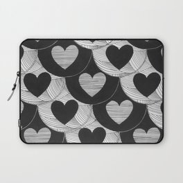 corazones Laptop Sleeve