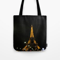 tour eiffel Tote Bag