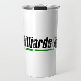 Billiard #society6 Travel Mug