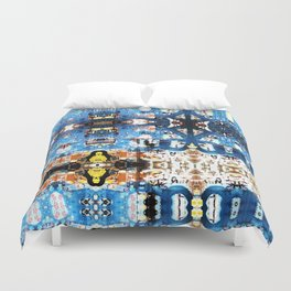 A bit of a lock. Duvet Cover
