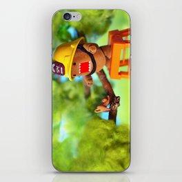Domo Rescue iPhone Skin