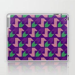 Clover&Nessie_Lavender&Mauve Laptop & iPad Skin