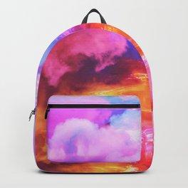 Alpha waves Backpack