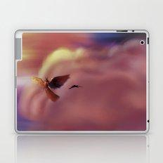 Into the Headwinds Laptop & iPad Skin