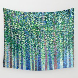 Impression of a Breeze Wall Tapestry