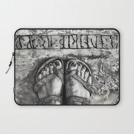 Art Beneath Our Feet Project - Gotland Laptop Sleeve