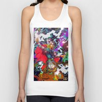 thor Tank Tops featuring Thor by Artless Arts