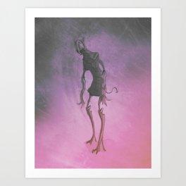 A Handsome Devil Art Print
