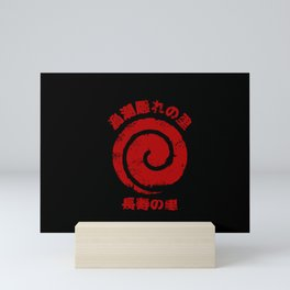 UzumakiClan Mini Art Print