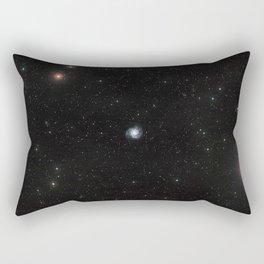 Endless space loop Rectangular Pillow