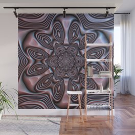 Bronze Flower #1 Wall Mural
