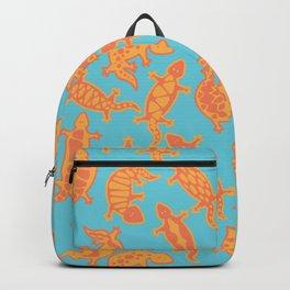 Aztec Lizards Backpack