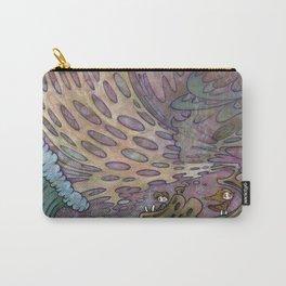 Civilization & Nature by Kaori Hamura Carry-All Pouch