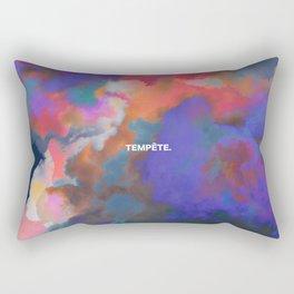 Tempête Rectangular Pillow