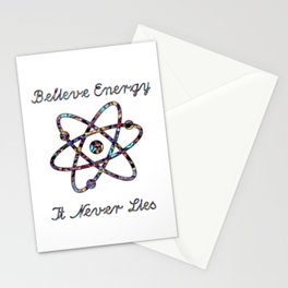 Believe Energy  Stationery Cards