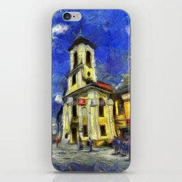 Szentendre Hungary Van Gogh iPhone Skin