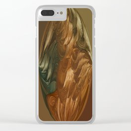 Clotho Clear iPhone Case