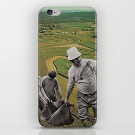 conservation iPhone Skin