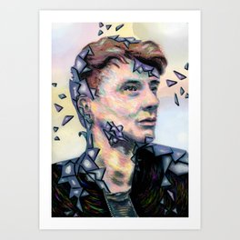 Live Your Truth - Dan Howell Art Print
