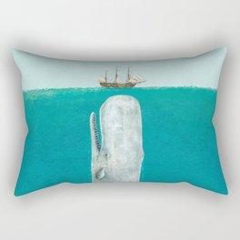 The Whale - Full Length  Rectangular Pillow
