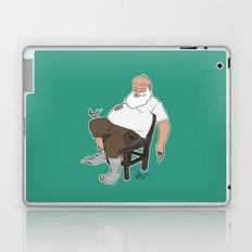 Old Man Reclining (Nap Time) Laptop & iPad Skin