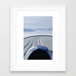 Svalbard 11 Framed Art Print