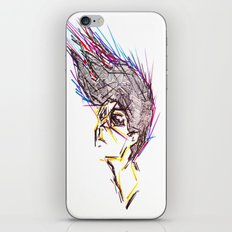 Lines In Motion iPhone & iPod Skin