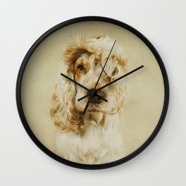 Bad Hair Day Wall Clock
