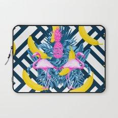 tropical banana fun  Laptop Sleeve
