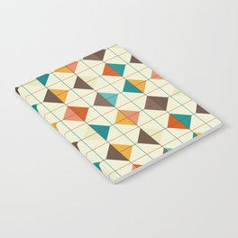 Retro Tiles #1 Notebook
