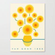 Van Gogh 1888 Canvas Print