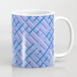 digital weaving 04 Coffee Mug