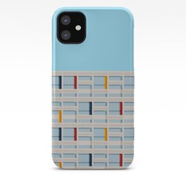 S04-1 - Facade Le Corbusier iPhone Case