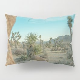 Joshua Tree Park - Light and Calm Pillow Sham