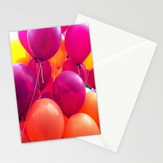 3.2 Hokie Balloons  Stationery Cards
