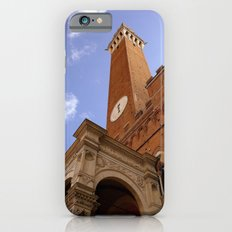 Clock Tower in Sienna Slim Case iPhone 6s