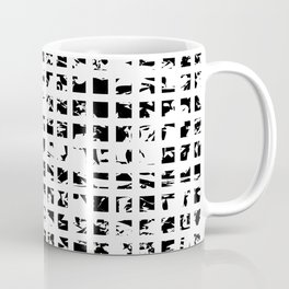 Controlled Randomness Coffee Mug