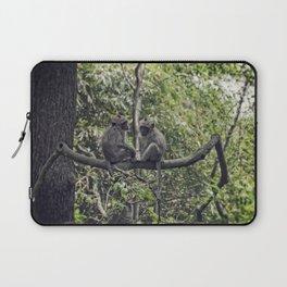 Monkey Love Laptop Sleeve