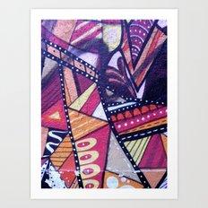 Retiro Art Print