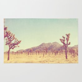 Joshua Tree photograph, desert print, No. 189 Rug