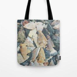 Desert Relics Tote Bag