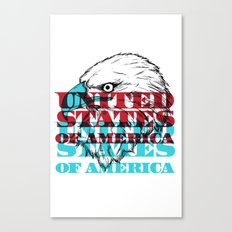 My United States Canvas Print