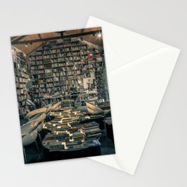 Books Everywhere Stationery Cards