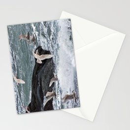 Gulls shop for Dinner Stationery Cards