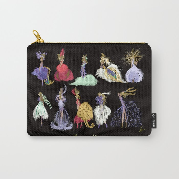 Thumbelina Dresses! Carry-All Pouch