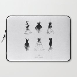 Little Black Dress Collection Laptop Sleeve