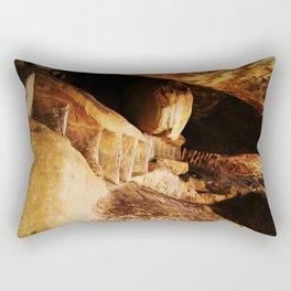 The Way is Narrow Rectangular Pillow