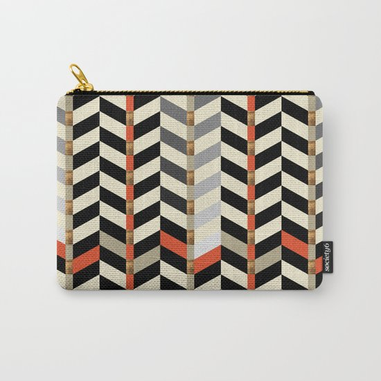 Geometric#29 Carry-All Pouch